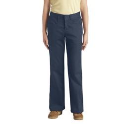 Dickies - Girls KP569 Stretch Bootcut Bottom Pant
