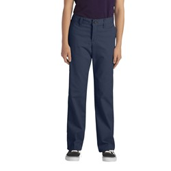 Dickies - Girls KP7718 Stretch Straight Leg Pant