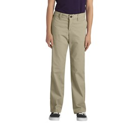Dickies - Girls KP7718 Stretch Straight Leg Pant