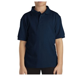 Dickies - KS3552 Boys Preschool Short Sleeve Pique Polo Shirt