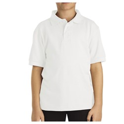 Dickies - KS3552 Boys Preschool Short Sleeve Pique Polo Shirt