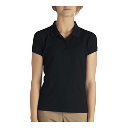Dickies - KS952 Girls Short Sleeve Pique Polo Shirt