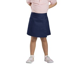 Dickies - KT312 Girl's Faux Wrap Skort (Sizes 4-6X)