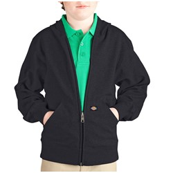 Dickies - Boys KW604 Full Zip Fleece Hoodie