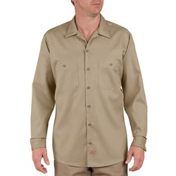 Dickies - Men's Long Sleeve Dow Work Shirt