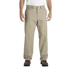 Dickies - LP817 Men's Industrial Flat Front Comfort Waist Pant