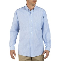 Dickies - SS36 Button-Down Oxford Shirt - Long Sleeve