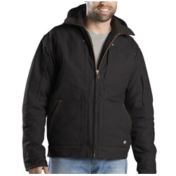 Dickies - TJ547 Sanded Duck Hooded Jacket