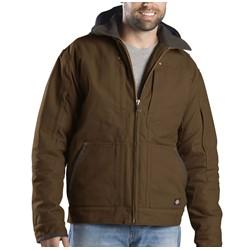 Dickies - TJ547 Sanded Duck Hooded Jacket
