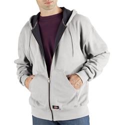 Dickies - Mens Thermal Lined Hooded Fleece Jacket