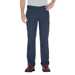 Dickies - Mens WP805 Slim Straight Fit Poplin Work Pant