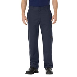 Dickies - Mens WP882 Regular Straight Fit Double Knee Stretch Twill Work Pant