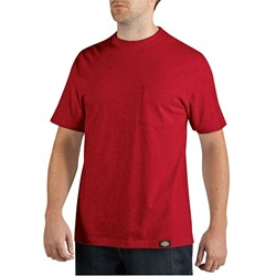 Dickies - Mens WS436 Short Sleeve 100% Cotton Pocket Tee