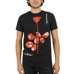 Depeche Mode - Mens Violator Fitted T-Shirt in black