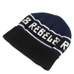 Rebel8 - Apline Beanie In Navy