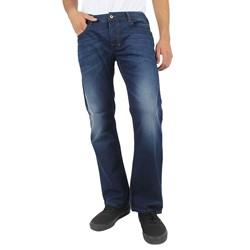 Diesel - Mens Zatiny Slim Bootcut Jeans, Color: 0818N
