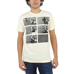 Rook - Mens Security T-Shirt in White