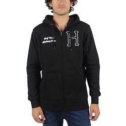 HUF - Mens USA DBC Hoodie in Black
