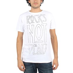 Macbeth - Mens Rock T-Shirt in White