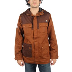 The Hundreds - Mens Wu Jacket in Brown