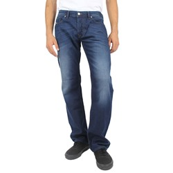 Diesel - Mens Larkee Relaxed Jeans, Color: 0818N