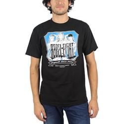 Rebel8 - Three Amigas T-shirt in Black
