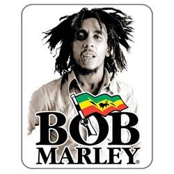 Bob Marley - Sepia Logo unisex-adult Sticker in NA