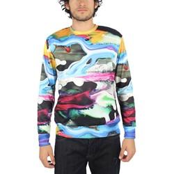 Imaginary Foundation - Mens Paint Sublimations Crewneck Sweatshirts  Sweatshirt