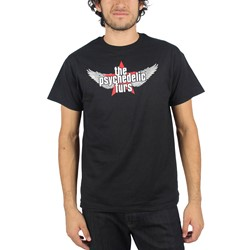 Psychedelic Furs - Mens Wings T-Shirt