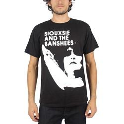 Siouxsie & The Banshees - Mens Silhouette T-Shirt