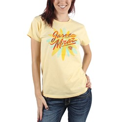Jason Mraz - Womens Daisy T-Shirt