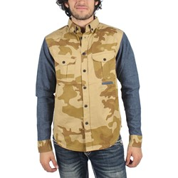 10 Deep - Mens Town & Country Woven in Desert Woodland