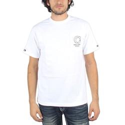 Crooks & Castles - Mens Cat Hunting Pocket T-Shirt in White