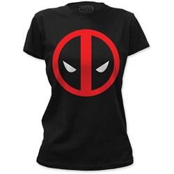 Deadpool - Womens  Logo T-Shirt