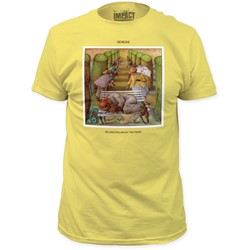 Genesis - Mens  Selling England Fitted T-Shirt