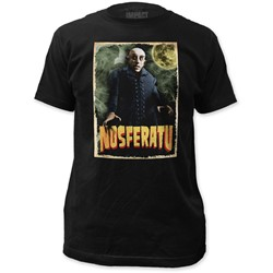 Impact Originals - Mens  Nosferatu Fitted T-Shirt
