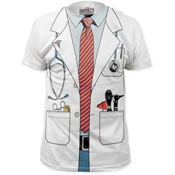 Impact Originals - Mens  Doctor Big Print Subway T-Shirt
