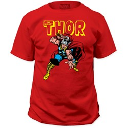 Thor - Mens  War Hammer T-Shirt