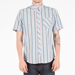 Volcom - Mens Weirdoh Stripes Woven Shirt