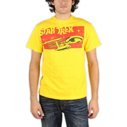 Star Trek - Mens Ship T-Shirt