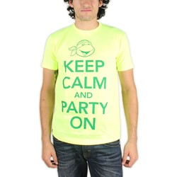 Teenage Mutant Ninja Turtles - Mens Party On T-Shirt