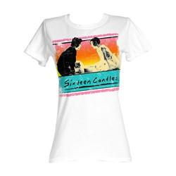 Sixteen Candles - Wishin' Womens T-Shirt In White