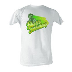 Sanford & Son - Ghetto Fabulous Mens T-Shirt In White