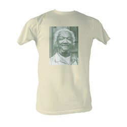 Sanford & Son - Square Picture Mens T-Shirt In Dirty White