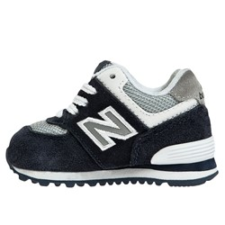 New Balance - unisex-baby Rugby 574 Infant Classic Shoes