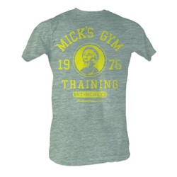 Rocky - Training Mens T-Shirt In Gray Heather