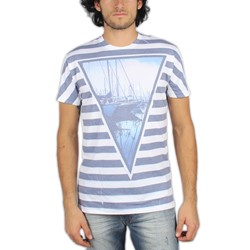 Asphalt Yacht Club - Mens Sea Stripe T-Shirt