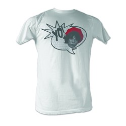 Rocky - Yo! Adrian! Mens T-Shirt In White