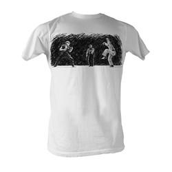 Karate Kid, The - Crane Mens T-Shirt In White