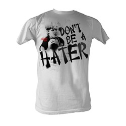 Karate Kid, The - Don'T Be A Hater Mens T-Shirt In White